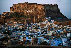 GOLDEN BLUE DESERT TOUR ( eX - JODHPUR) 04 N - 05 DAYS